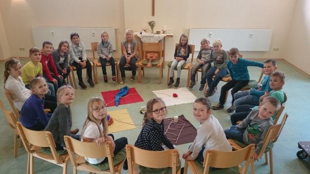Kinderkirche Oktober